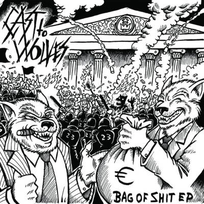 Bag of Shit EP front cover
